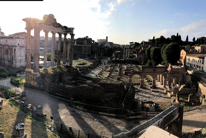 Private Customizable Rome Tour with Early Vatican Museums and Colosseum (8hrs) photo 13