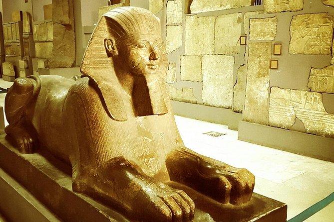 Cairo Day - Egyptian Museum, Salah Eldin Citadel, Old Cairo & Khan Elkhalili