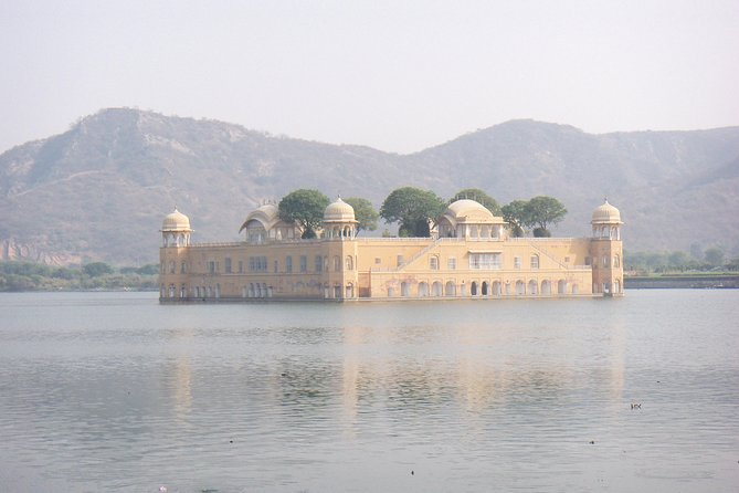 Private Full Day Jaipur Sightseeing With Tickets