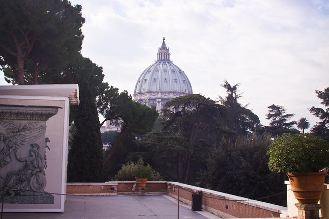 Exclusive Early Access with Breakfast and Private tour in the Vatican Museums