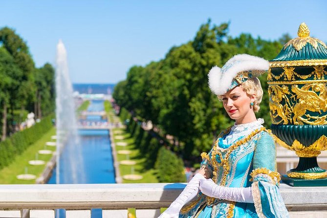 St.petersburg Must Sees With Peterhof Grand Palace And Fountain Park 1 Day Tour photo 4