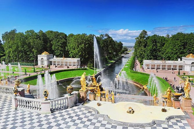 St.petersburg Must Sees With Peterhof Grand Palace And Fountain Park 1 Day Tour photo 6