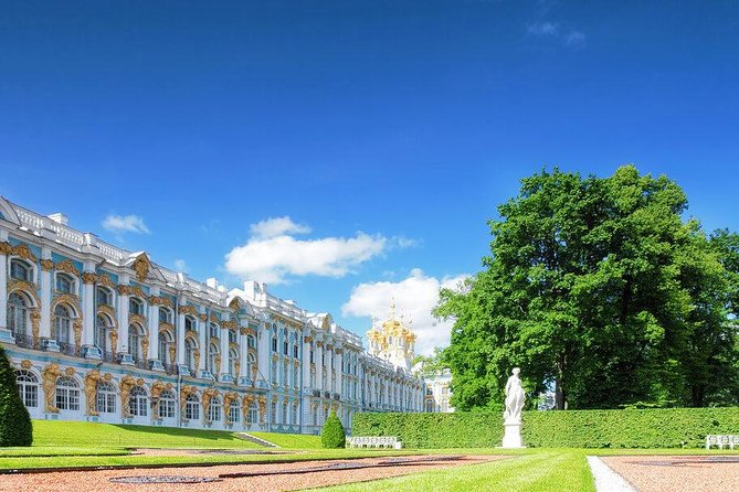 St.petersburg Must Sees With Catherine Palace, Amber Room And Park 1 Day Tour photo 3