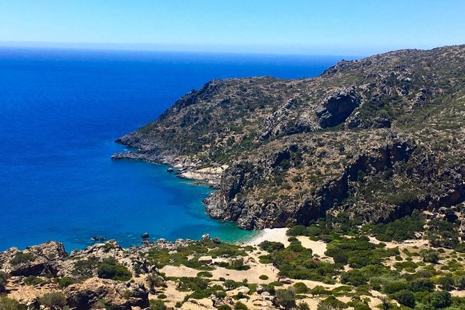 Costal Cretan Villages and Asclepieion Temple Small Group Day Trip from Chania with Meal