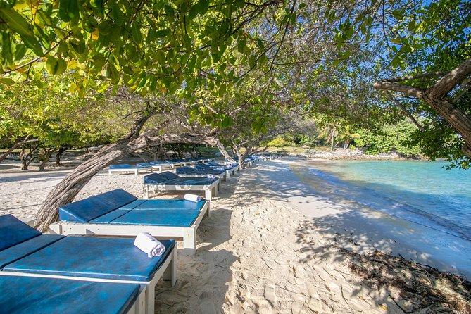 Excursão de dia inteiro em Isla Grande - Islas del Rosario Caribe