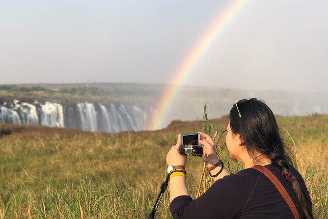 Guided Tour of Victoria Falls (Zimbabwe)