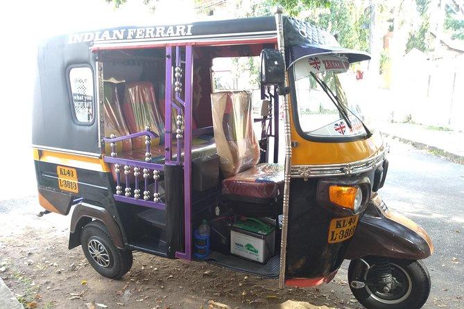 Local Kochi pick up tailored made tours of Kochi and Mattancherry