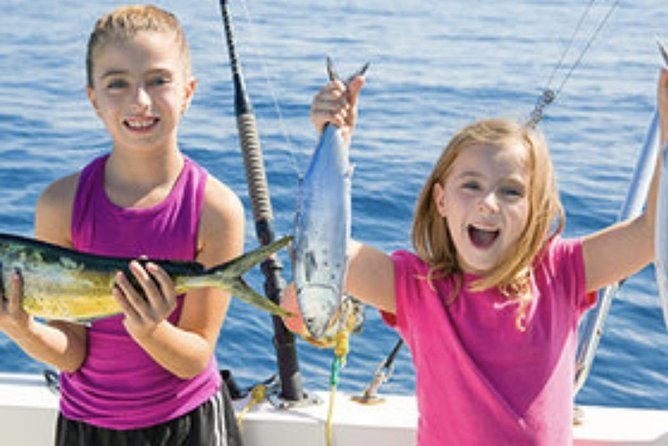 Orange Beach Kid-Friendly Private Inshore Fishing Experience