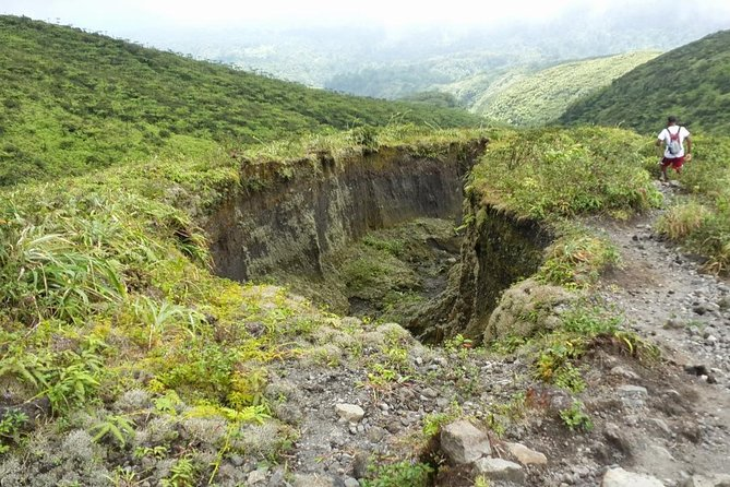 La Soufriere Volcano Adventure