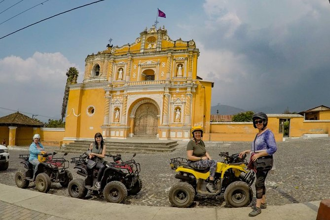 Antigua ATV Villages Tour
