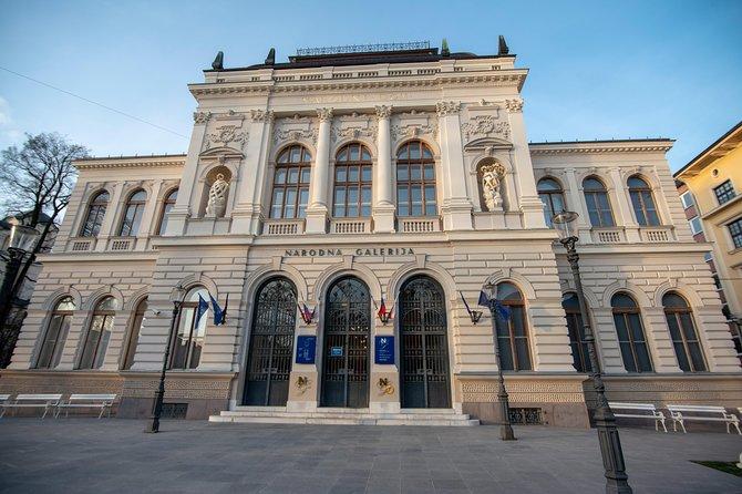 Ljubljana & National Gallery Tour