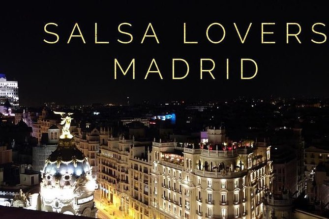Madrid Salsa Lovers dancing experience