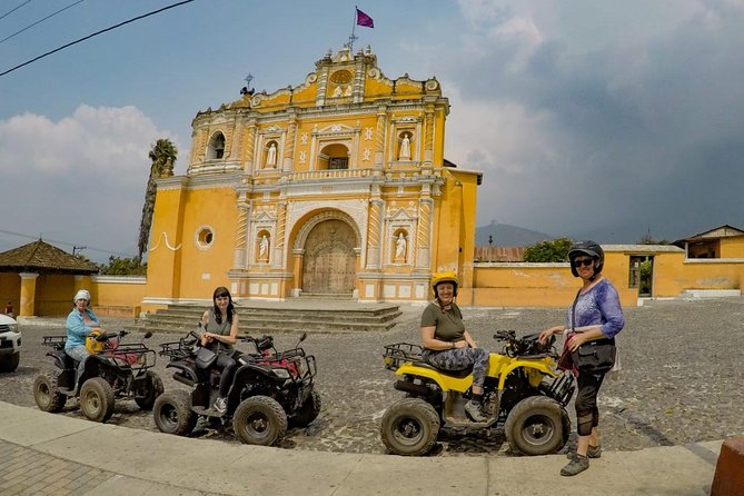 Antigua ATV Cultural Adventure