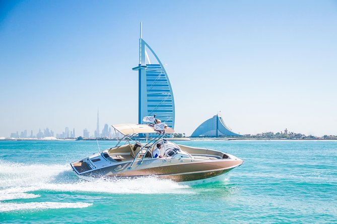 Dubai Private Sightseeing Cruise Tour photo 21