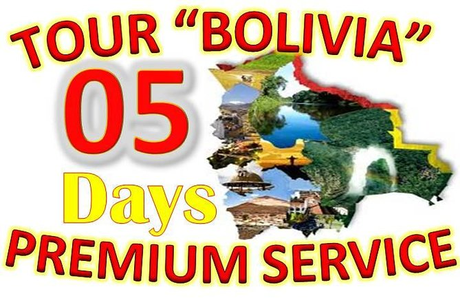 Tour Bolivia 05 Days ( Shared Service )