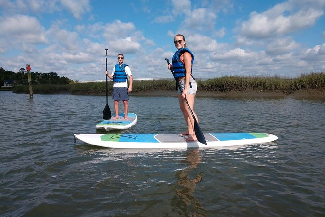 Hilton Head Island Stand Up Paddleboarding Tour photo 1
