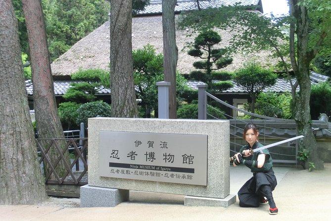 Iga-ryu Ninja Museum Admission Ticket