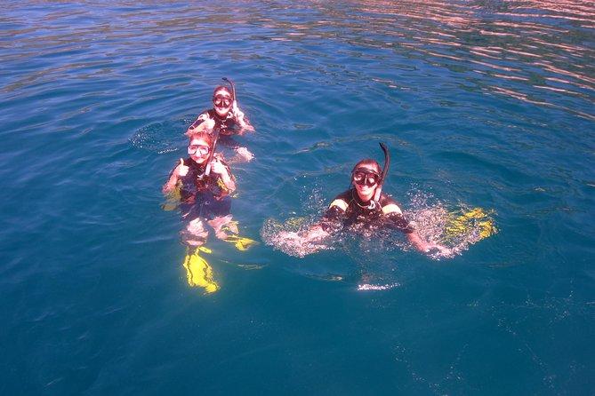 Snorkeling at Hon Mun island