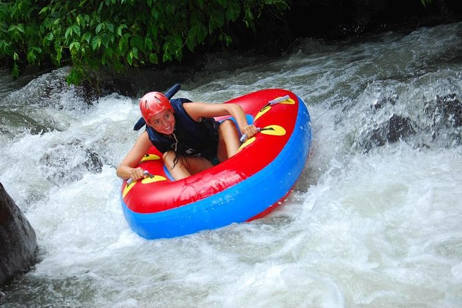 Bali River Tubing and Ubud Full Day Tour