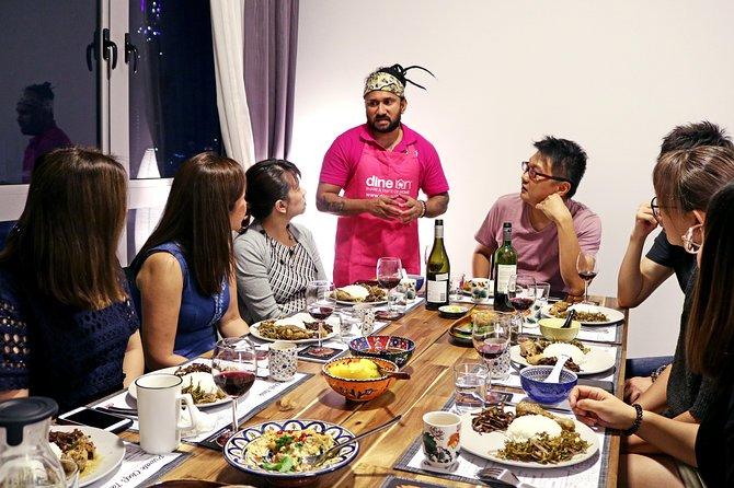 Sri Lankan Healthy Twist at Private Chef's Table
