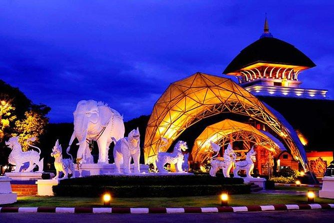 Chiang Mai Night Safari Tour with Round-Trip Transfer