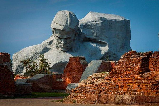 Private Tour: Brest Fortress - Brest City - Belovezhskaya Pushcha National Park