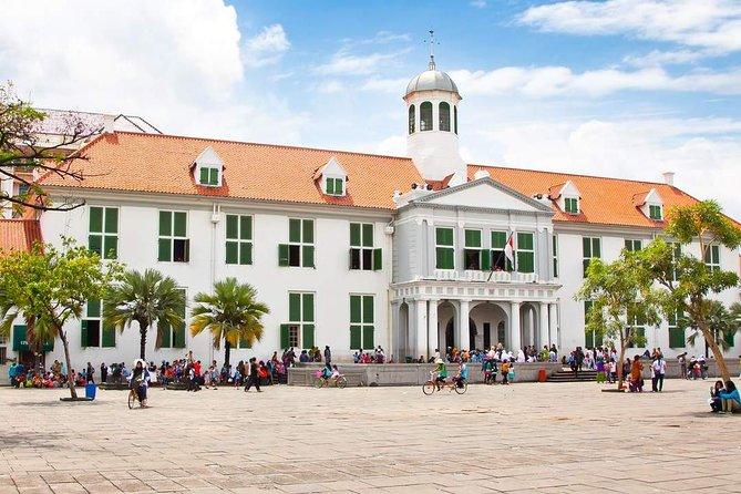 Jakarta Old Batavia Walking Tour