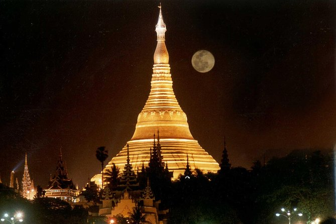 Yangon Culture, Circular Train and Local Life Tour photo 1