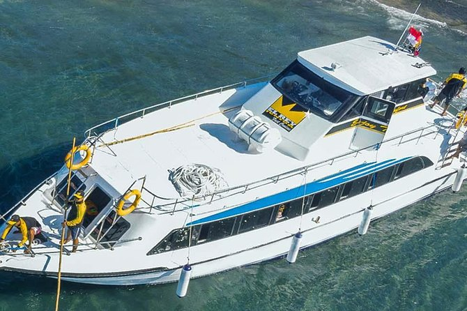 Fast Boat Ticket to Nusa Penida with Bali Hotel Transfer (Pick up & Drop)