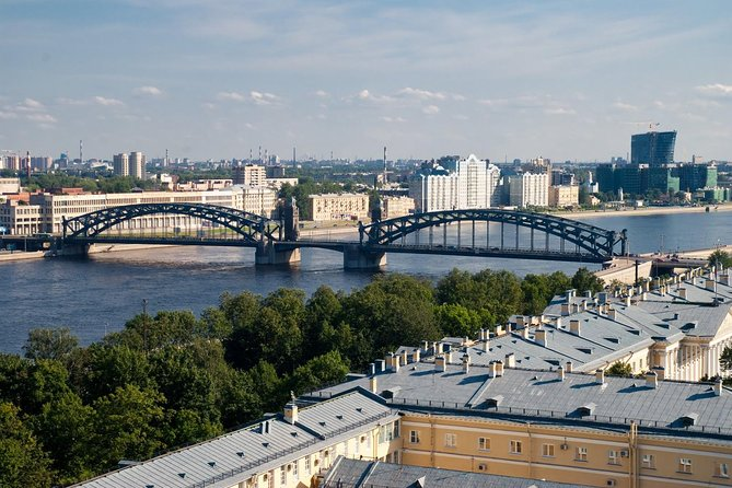 Active 3-Day Tour of St Petersburg with Private Guide