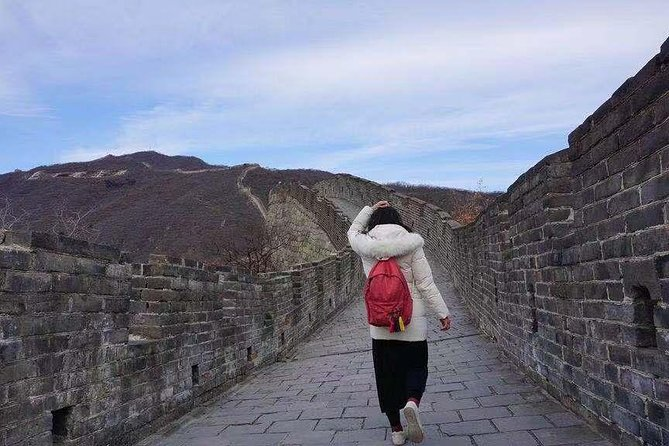 Morning Mubus to the Mutianyu Great Wall & Tickets