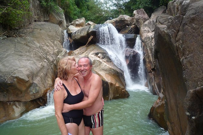 Private WATERFALL TOUR (TREKKING, CLIMBING, SWIMMING) Off the beaten tracks