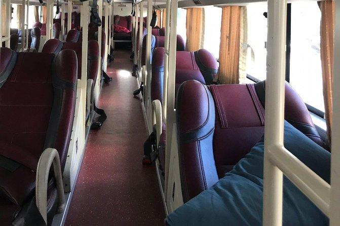 Nha Trang to Mui Ne Semi-Sleeper Bus