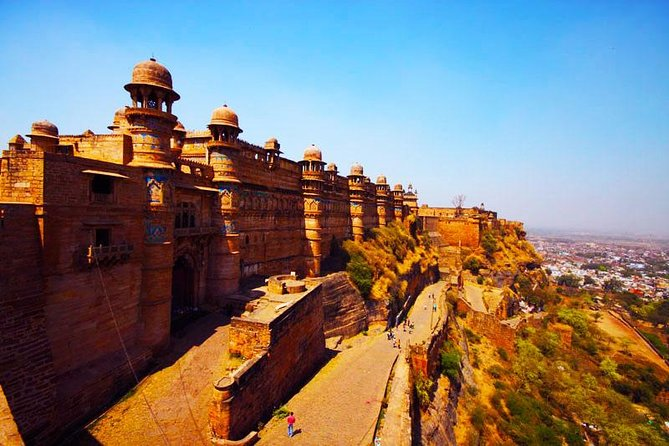 Private one Day Gwalior Tour from Agra