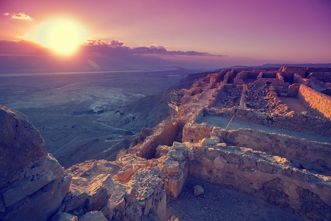 Masada Sunrise, Ein Gedi, and the Dead Sea day tour From Jerusalem photo 1