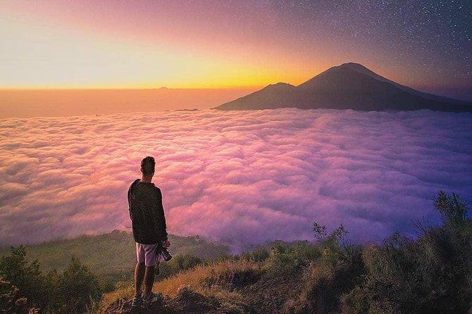 Mount Batur Caldera Sunrise Trekking Experience