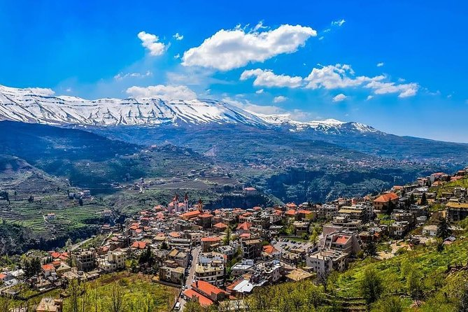 Small Daily Tours from Beirut - Qadisha Valley, Bcharri & Cedars -Lunch Included