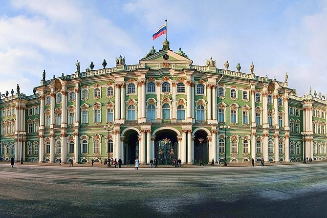 Best of St Petersburg in 2 Days (private shore tour)