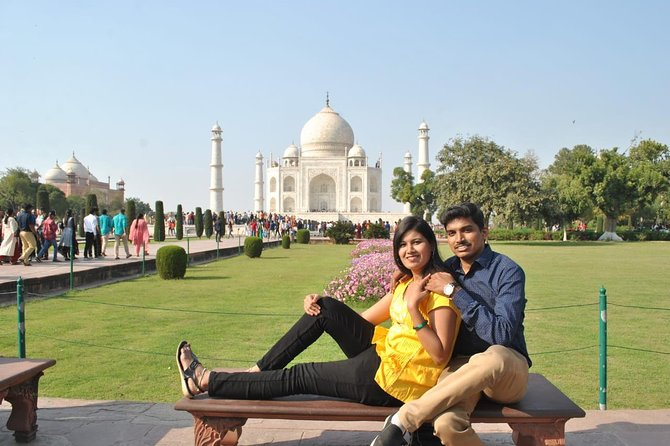 Taj Mahal Heritage Day Tour photo 2