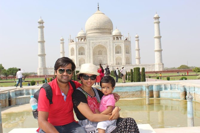 Taj Mahal Heritage Day Tour photo 3