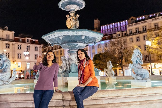 Lisbon by Night: Highlights & Hidden Gems Private Tour