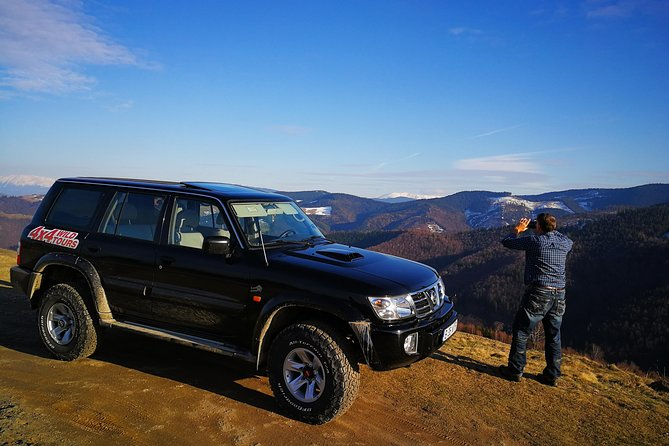 1 Day - 4x4 Private Tour in Transylvania photo 6