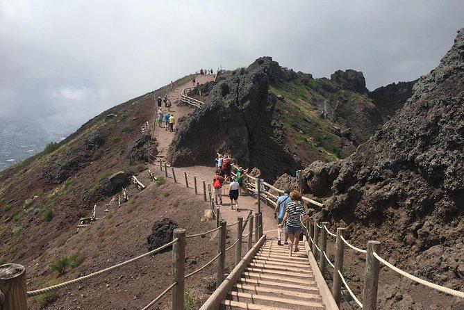 Daily Excursion Full Day 8 Hours ( Vesuvio Pompei)