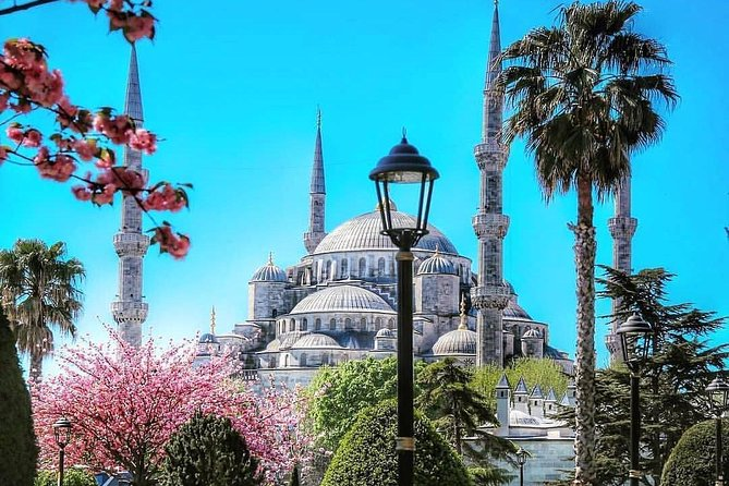 Istanbul Classics and Highlights Full Day Walking Tour Including Lunch