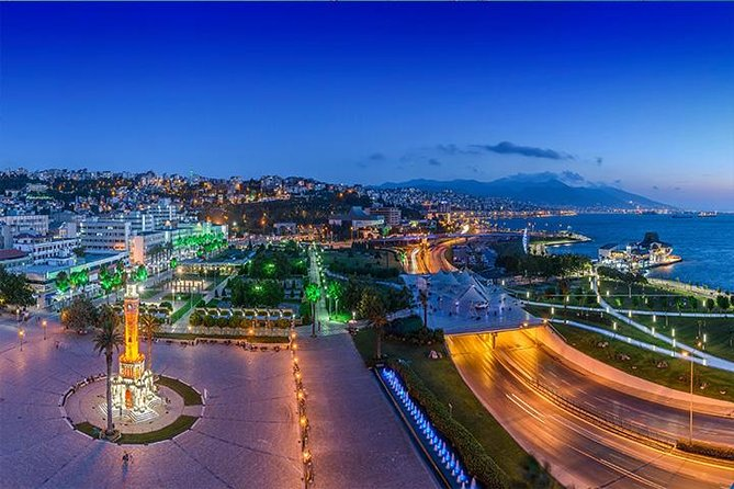 Izmir Airport ADB Transfers to Izmir City Centre Hotels