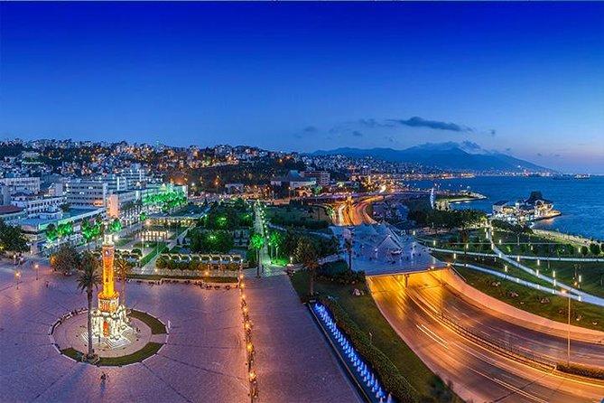 Izmir Airport ADB Transfers to Izmir City Centre Hotels