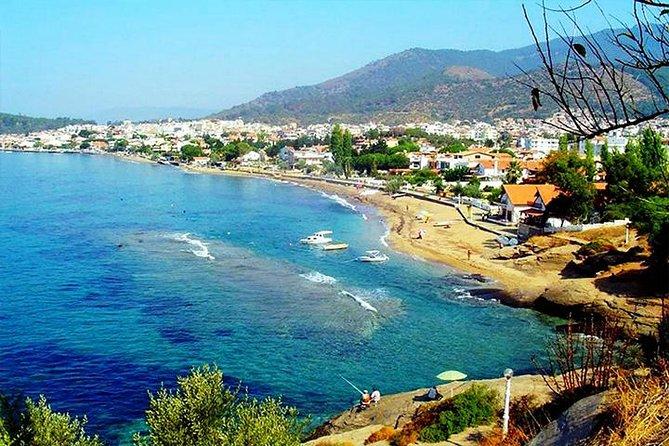 Izmir Airport ADB Transfers to Ozdere (Gumuldur) Hotels