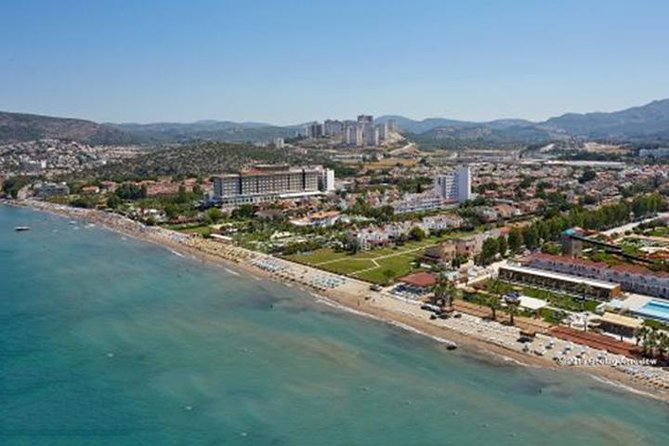 Izmir Airport ADB Transfers to Sogucak Hotels