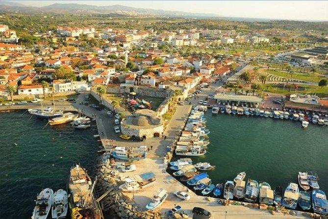 Izmir Airport ADB Transfers to Sigacik Hotels