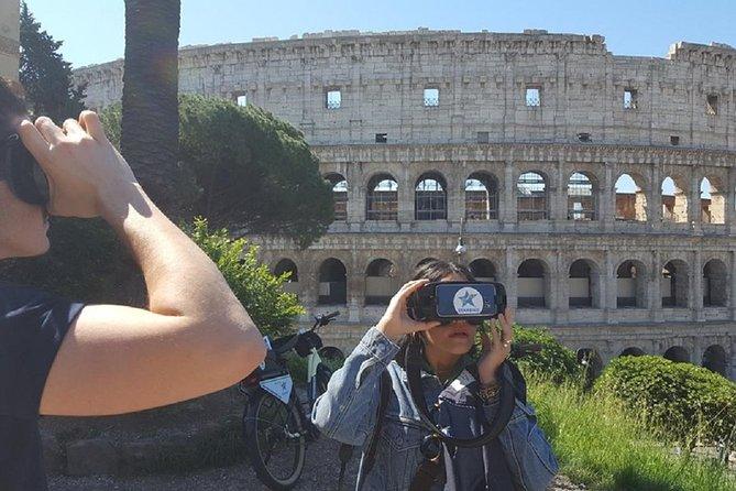 Rome in the Morning PRIVATE e-Bike Tour